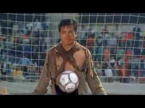 Shaolin Soccer Counterattack