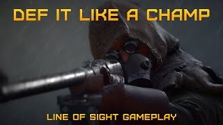 vuclip BF1: Def it like a champ! - Line of sight gameplay