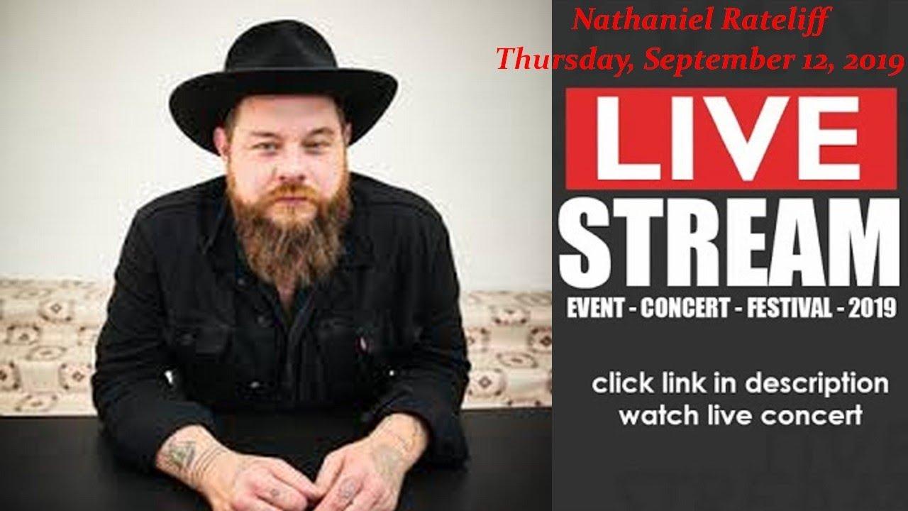 LIVESTREAM: Nathaniel Rateliff (LIVE) at Americana Fest 2019