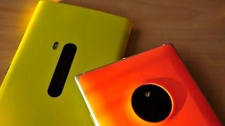 Showdown: Nokia Lumia 830 vs. Lumia 920