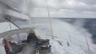 Fearless' Marion to Bermuda Bash: Ocean Racing on the North Atlantic
