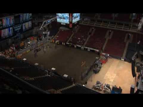 CHICAGO BLACKHAWKS: rodeo time laps
