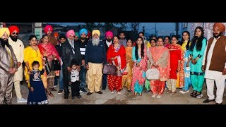 Nanka Mail entry at KULWINDER HUNDAL wedding