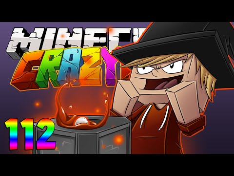 "Minecraft Mods Crazy Craft 2.0 ""Blood Armour?"" Modded Survival #112 w/Lachlan"