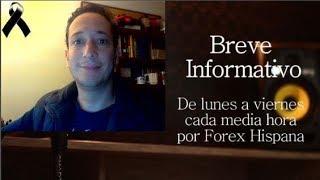 Breve Informativo - Noticias Forex del 5 de Noviembre 2018