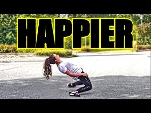 """HAPPIER"" - Marshmello | @MattSteffanina & @BaileySok Choreography | AnaMaria Dance"