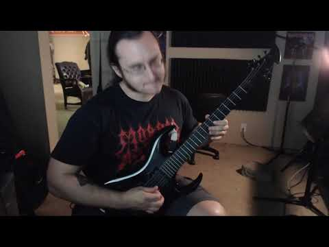 Guitar Log #52 - Forced Day Of Practice - Recorded Sep. 16th, 2017