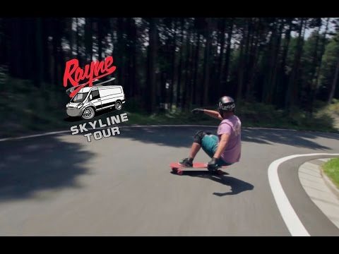Rayne Longboards Skyline Tour Ep.6 - Mt. Fuji and the Loop Bridge