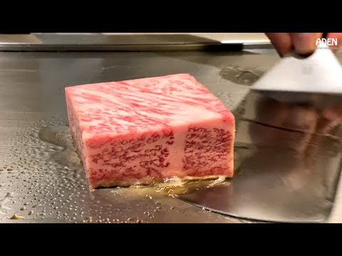 Olive Wagyu in Japan - The rarest Steak in the World