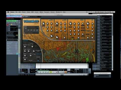 Rob Papen Sub Boom Bass Virtual Synthesizer Demo - Sweetwater Sound