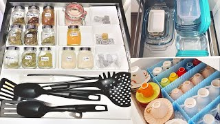 Outstanding Kitchen Drawer Organization Using Ikea Organizers (Kitchen Drawer Organizing Ideas)