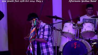 Goa 25th Oct 2014- Yeshua Band 4