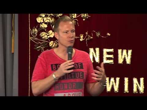 Become a New Wineskin, Part 1 - God Will Renew You