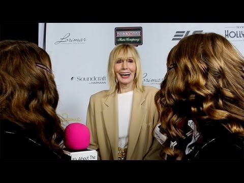 "Sally Kellerman ""HOT LIPS Houlihan"" M.A.S.H. interview Hooray for Hollywood High Carol Burnett Event"