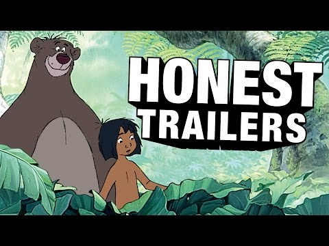 Honest Trailers - The Jungle Book (1967)