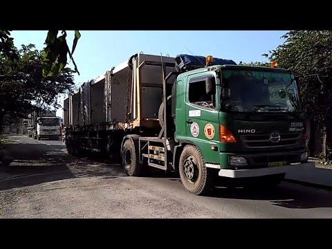 truck-trailer-truck-mixer-truk-gandeng-dump-truck-tronton-besar-hino-fuso-faw