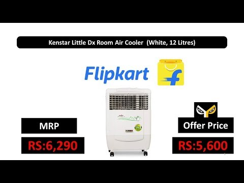 Kenstar Little Dx Room Air Cooler  (White, 12 Litres)