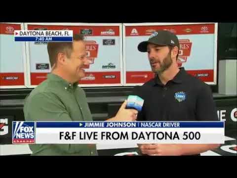 Bubba Wallace tops second Daytona 500 practice