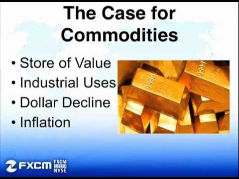 Using Commodities to Trade Currencies - Walker England