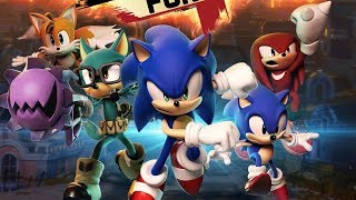 Sonic Forces - Full Game & Story