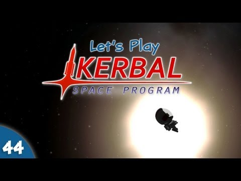 Kerbal Space Program - #044 - Mission to the Sun