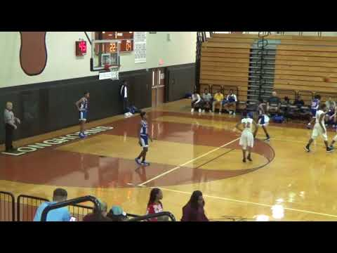 Dobie Basketball Freshman A vs Beaumont Westbrook 12-19-17