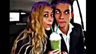 Ivanita lomeli and marcus dobre cute moment❤❗ 🌍🖇