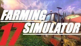 Farming Simulator 17 Поднятая целина 2 серия