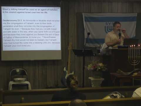 Beware Of False Prophets And False Gods - Daniel Sanders - 7-8-17