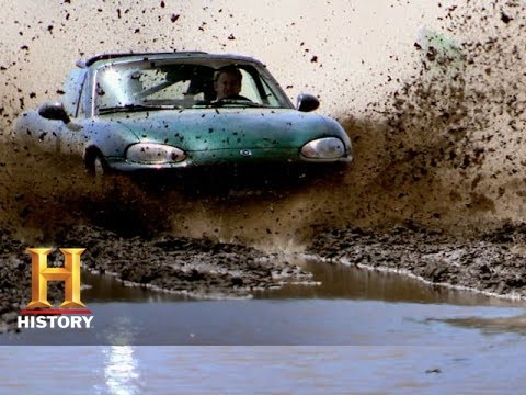 Top Gear: Tanner Struggles to Cross the Finish Line (S4, E19)