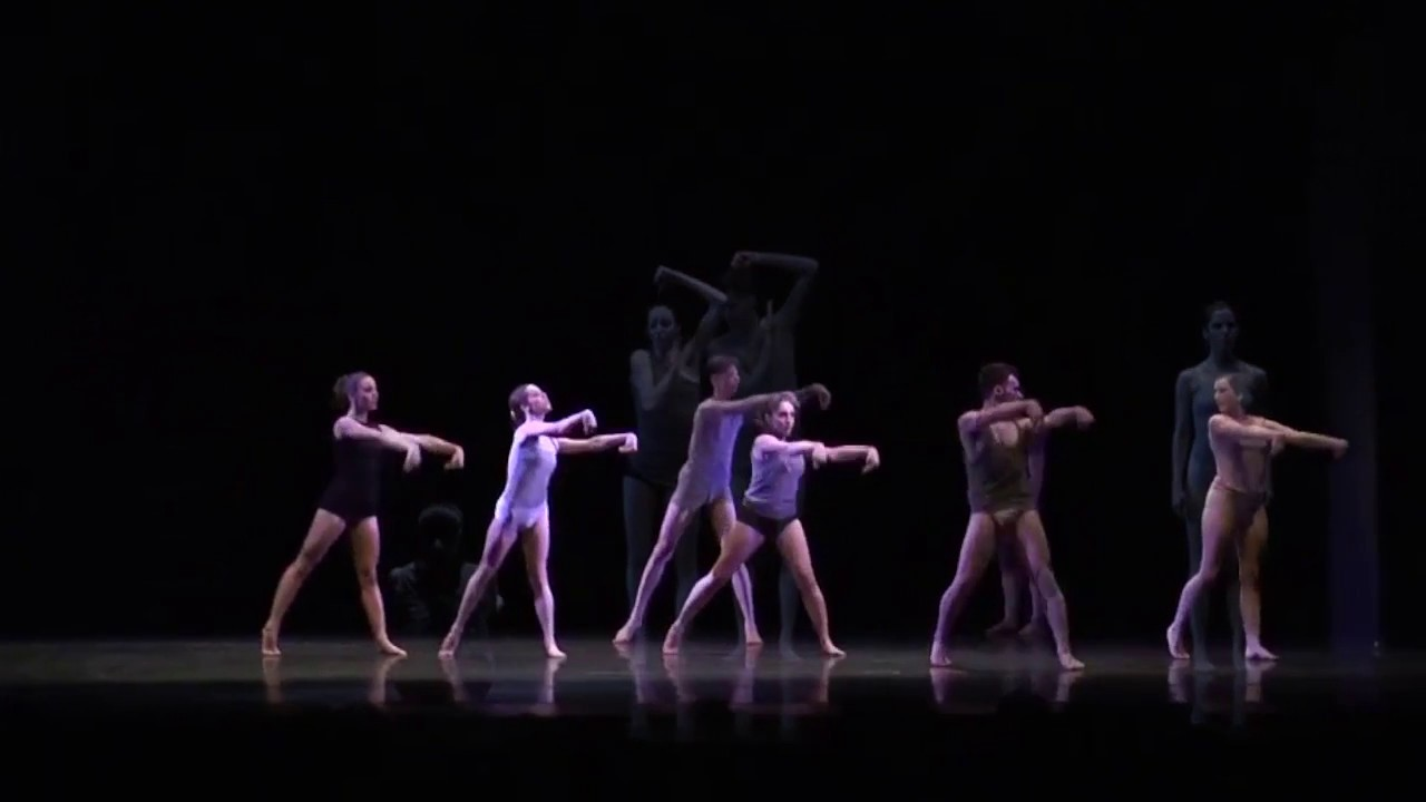danza contemporanea - contemporary dance - FAR_excerpt
