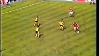 BVB 09 Borussia Dortmund (mit Marcel Raducanu) vs Bayern München '83-'84