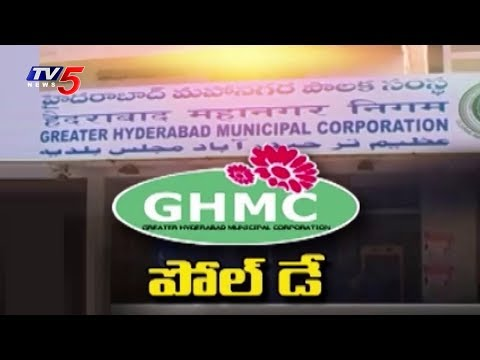 GHMC Workers Union Elections Today | Hyderabad | TV5 News