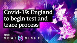 Boris Johnson launches test & trace as Dominic Cummings row rumbles on – BBC Newsnight