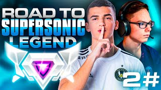 ROAD TO SUPERSONIC LEGEND #2 | ft. Chausette45