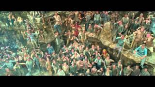 Пэн: Путешествие в Нетландию - Трейлер №3 (дублированный) 1080p