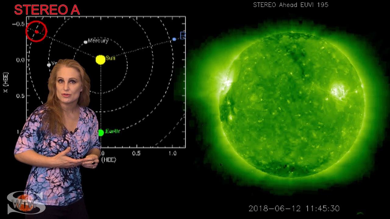 solar storm predictions 2018 - photo #11