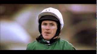 The legendary AP McCoy | Clare Balding for Channel 4 Racing