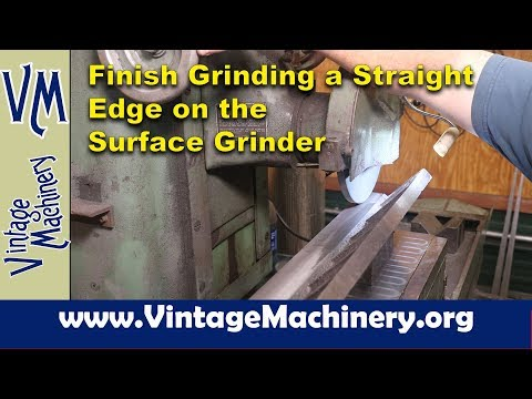 Sharpening & Grinding Machines MVM srl, provide straight knife grinding machine FX20 from YouTube · Duration:  3 minutes 8 seconds