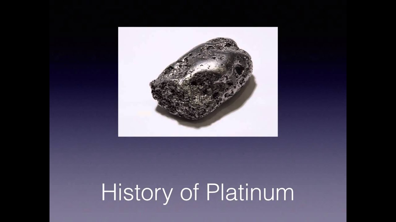 by study used a that humans service platinum element term has paper an of been is the