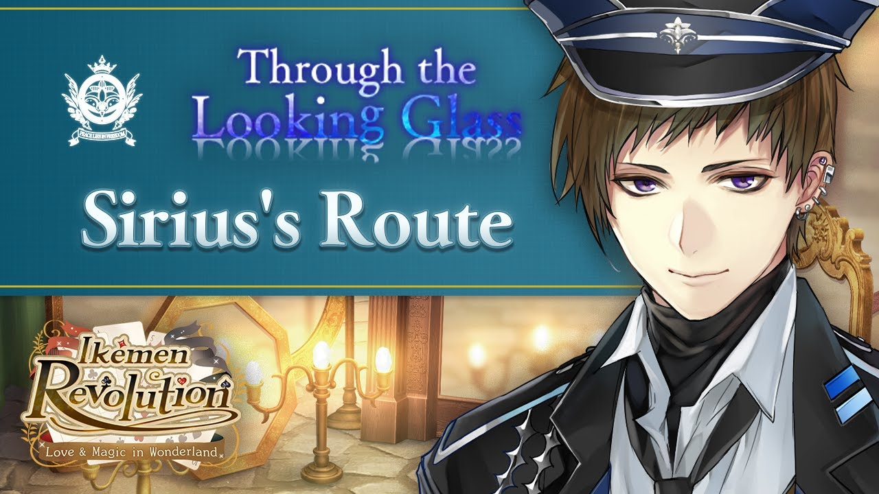Ikémen Revolution: Through the Looking Glass Sirius's Route Trailer