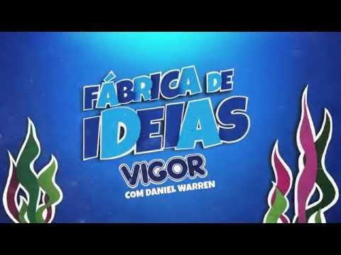 FÁBRICA DE IDEIAS VIGOR Com Daniel Warren - Ep 1: Vamos Fazer Um Aquário!