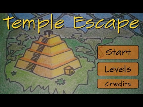 TEMPLE ESCAPE Walkthrough