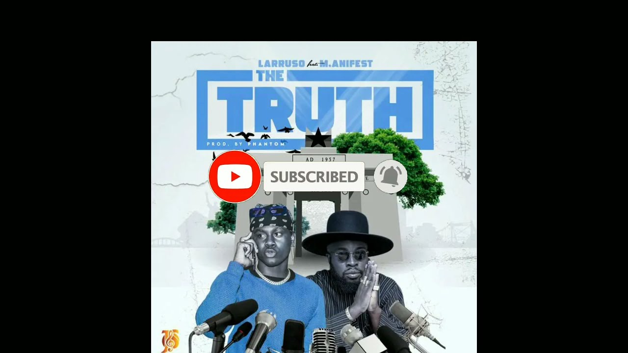 Download Larruso Feat M.anifest -The Truth[Audio Slide]