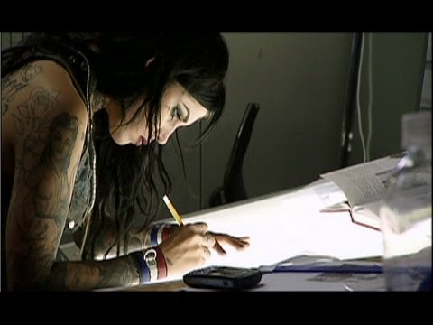Kat von D Interview - LA Ink
