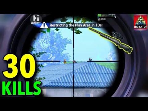 best-m24-gameplay-in-season-13‼️---30-kills-solo-vs-squad---pubg-mobile