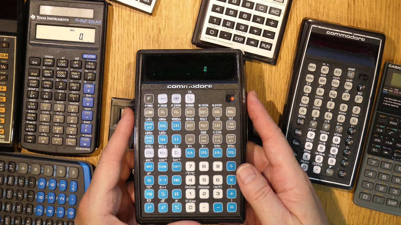 Calculators for embedded systems engineers and programmers