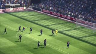 pro evolution soccer 2010 showroom gameplay vol 2 4 fc barcelona vs liverpool fc ps3 xbox360