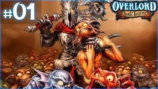 Прохождение Overlord: Dark Legend (PC, RUS) [Часть 1] Молодой Повелитель
