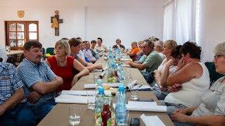 Sesja rady gminy Wąsewo (09.08.2018)